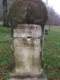 John Fly Headstone