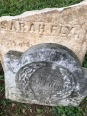 Sarah Fly has oldest known marked grave in Maury County dating 1808.